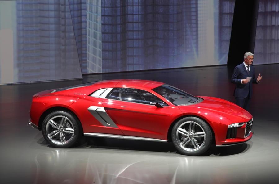 Bold new Audi Nanuk concept gets Frankfurt premiere