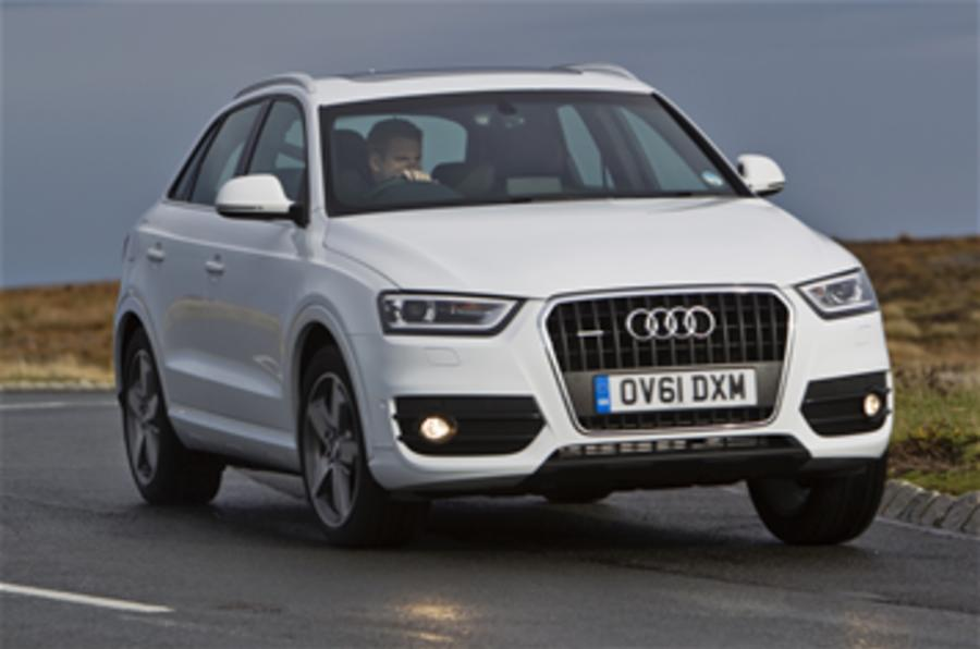 Detroit show: Audi's new crossover