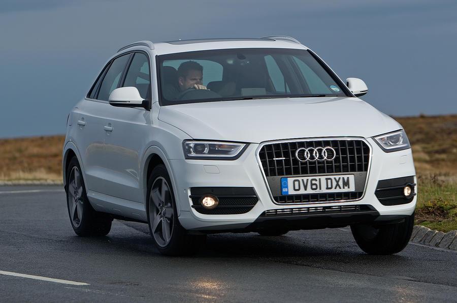 Audi plans Q-model family