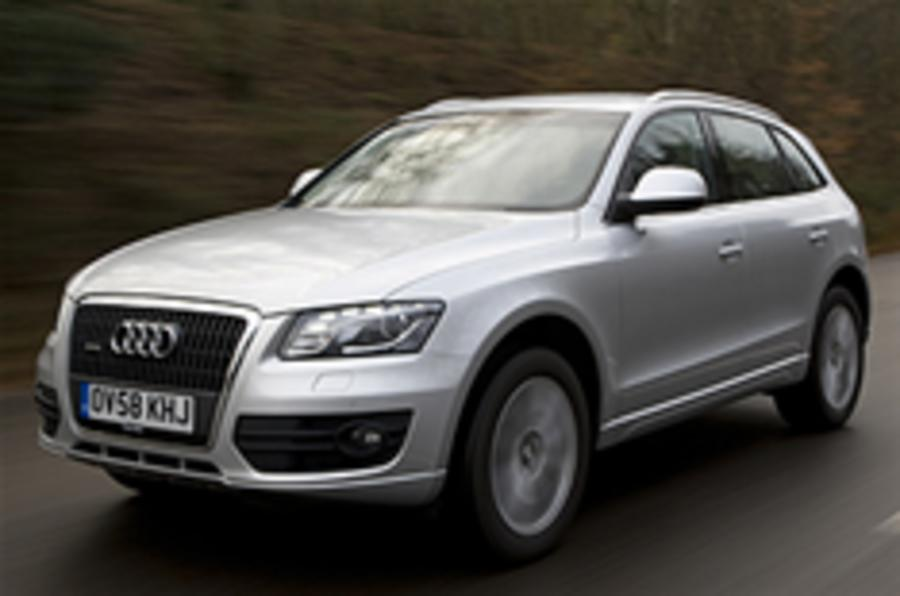 Audi confirms Q5 hybrid