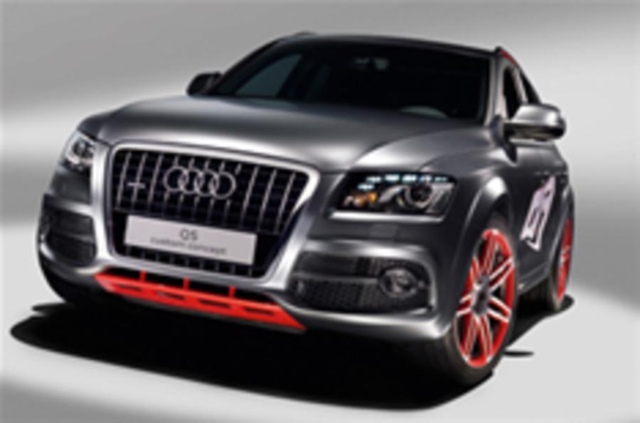 Audi Q5 concept revealed