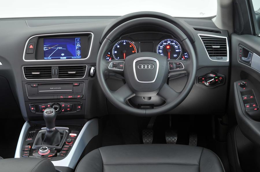 Audi Q5 2008 2016 Review 2017 Autocar