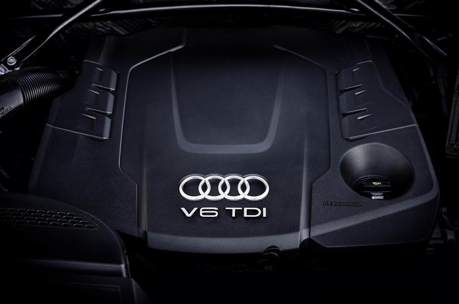 3.0-litre V6 Audi Q5 diesel engine
