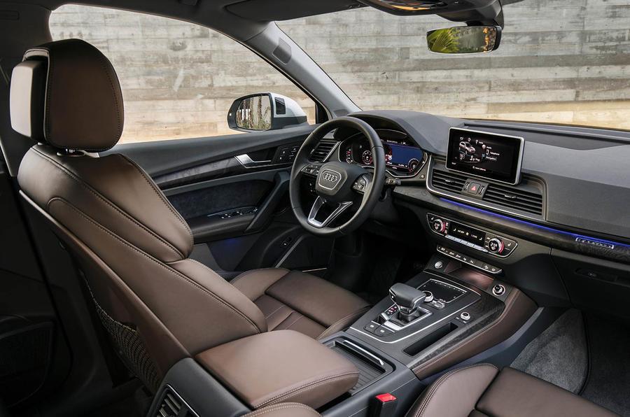 audi q5 review 2017 autocar