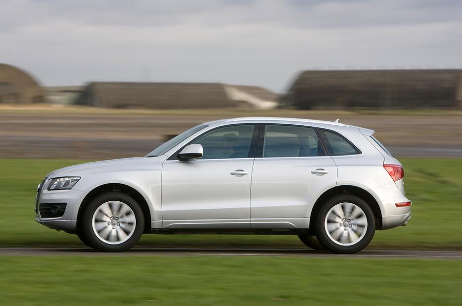 SUV-based Audi Q5