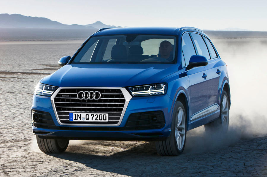 new engine for 2015 audi q7 prices and specs autocar. Black Bedroom Furniture Sets. Home Design Ideas