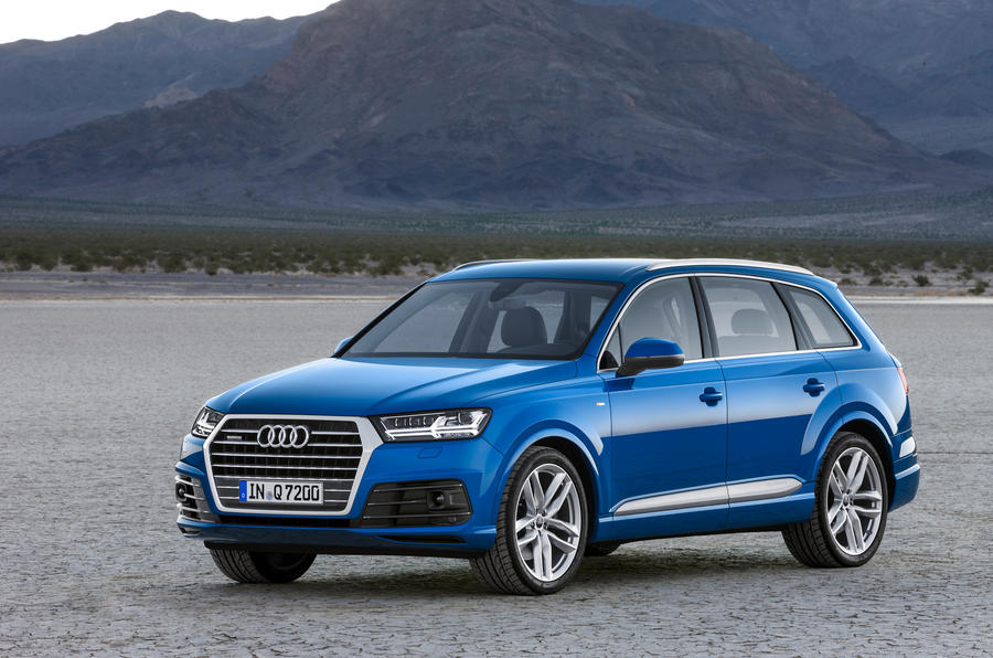 New Engine For 2015 Audi Q7 Prices And Specs Autocar