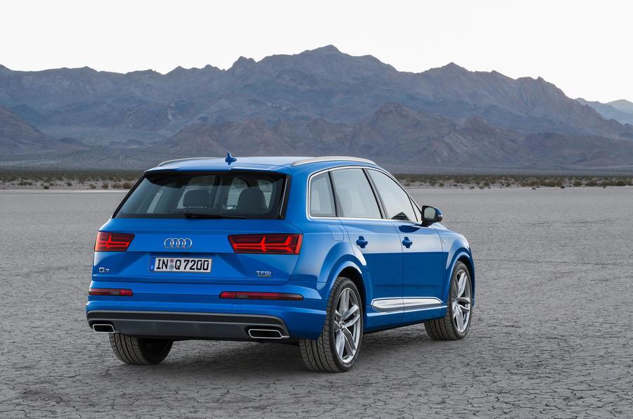New Audi Q7 revealed