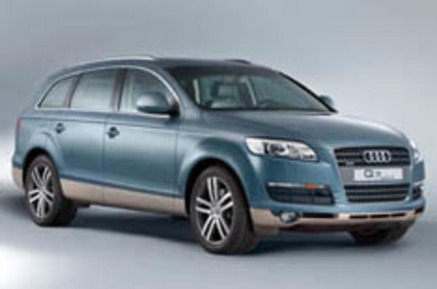 Audi's electrifying 4x4
