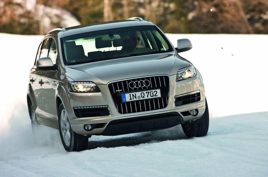 New Audi Q6 to fight BMW X6