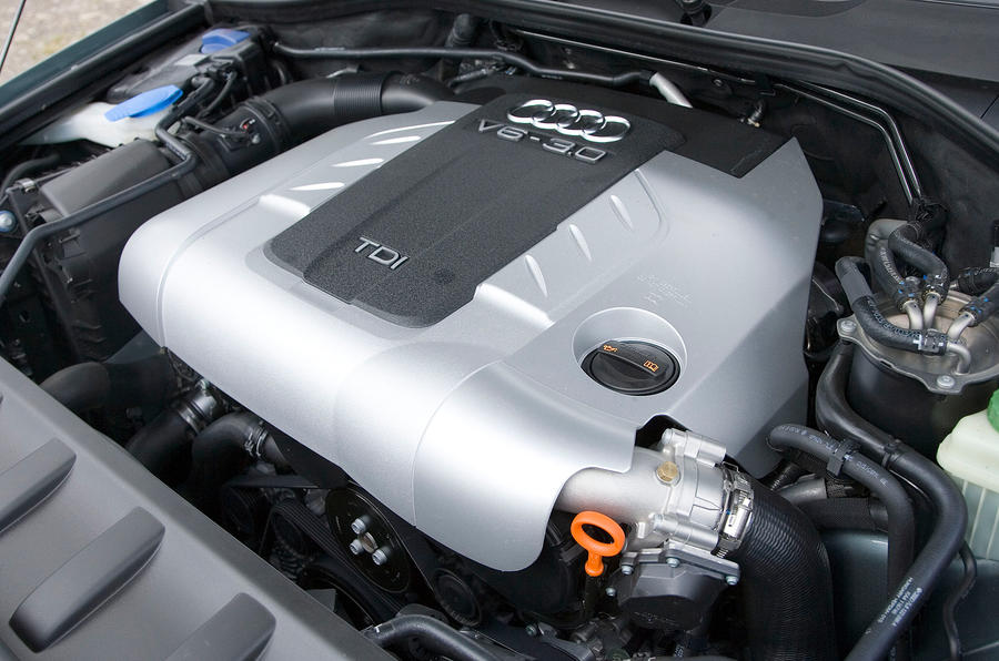 3.0-litre V6 Audi Q7 diesel engine