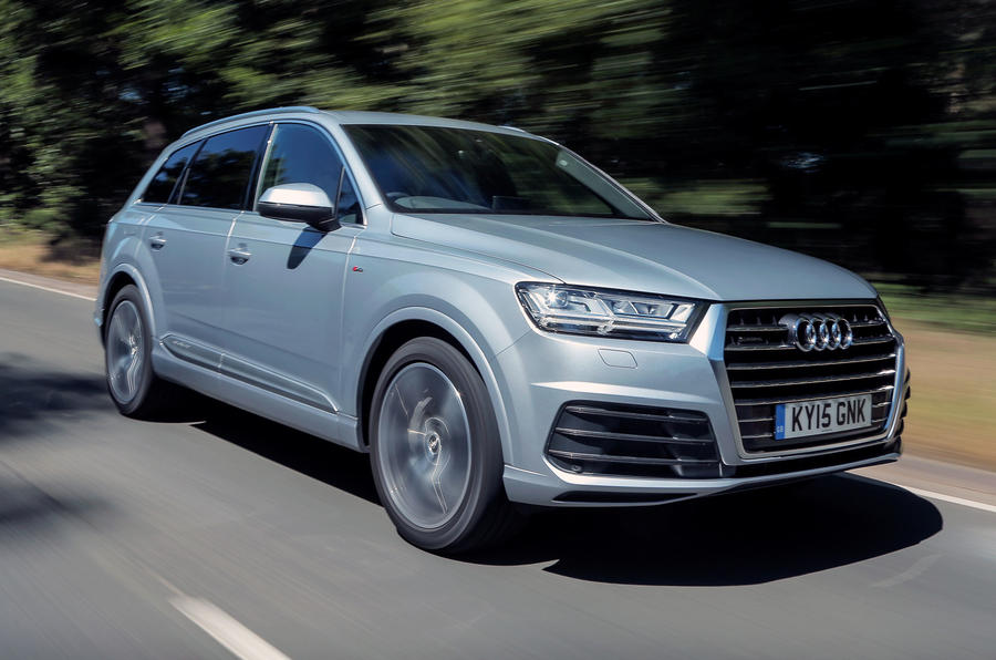 Audi Q Review Autocar - How much is an audi q7
