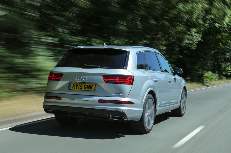 The first Audi Q7 went on sale a decade ago