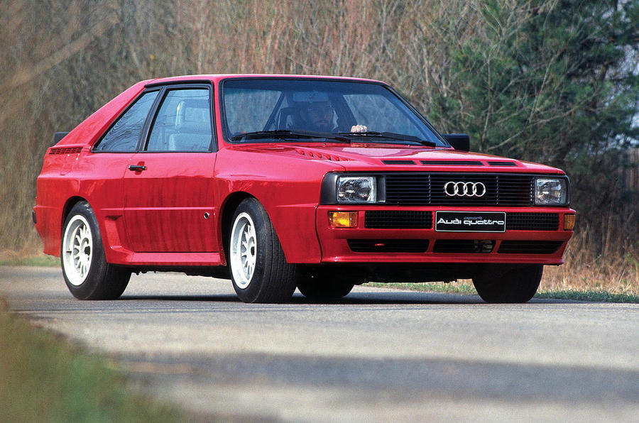 "Audi Sport Quattro ""is ugly"""