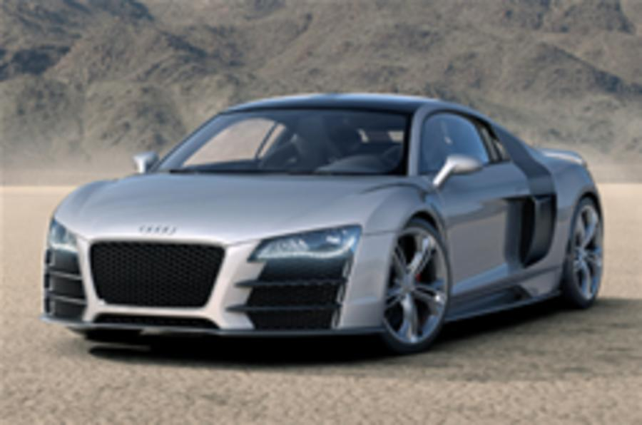 It's alive: Audi R8 gets monster V12 TDi