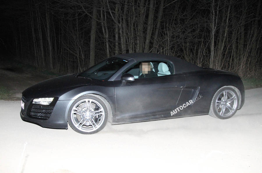 Audi R8 gets dual-clutch 'box