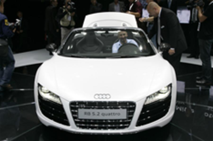 Audi: 'We're not a green brand'