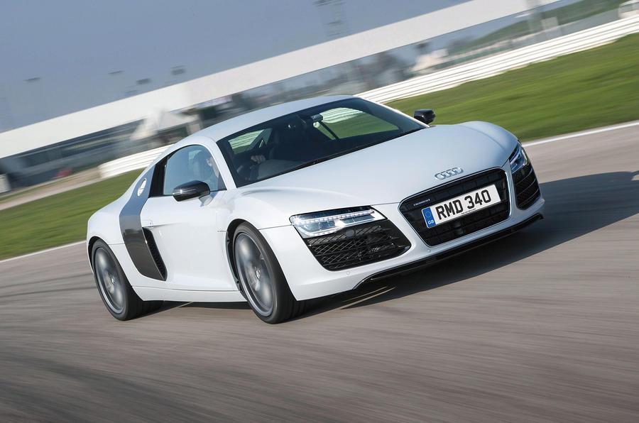 £94,475 Audi R8