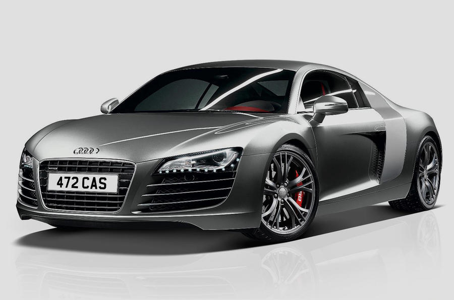 R8 Limited Edition launched