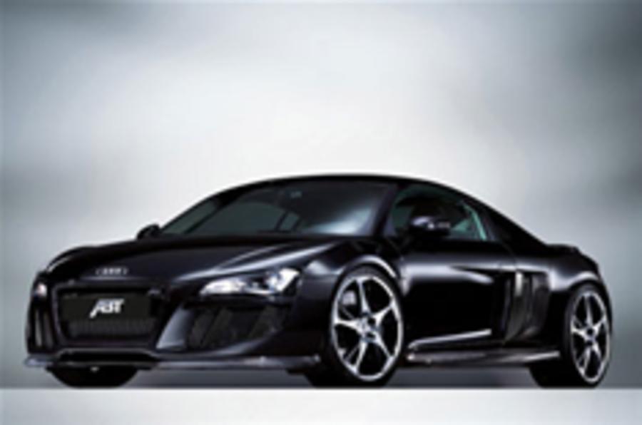 Audi R8 V10 gets power upgrade