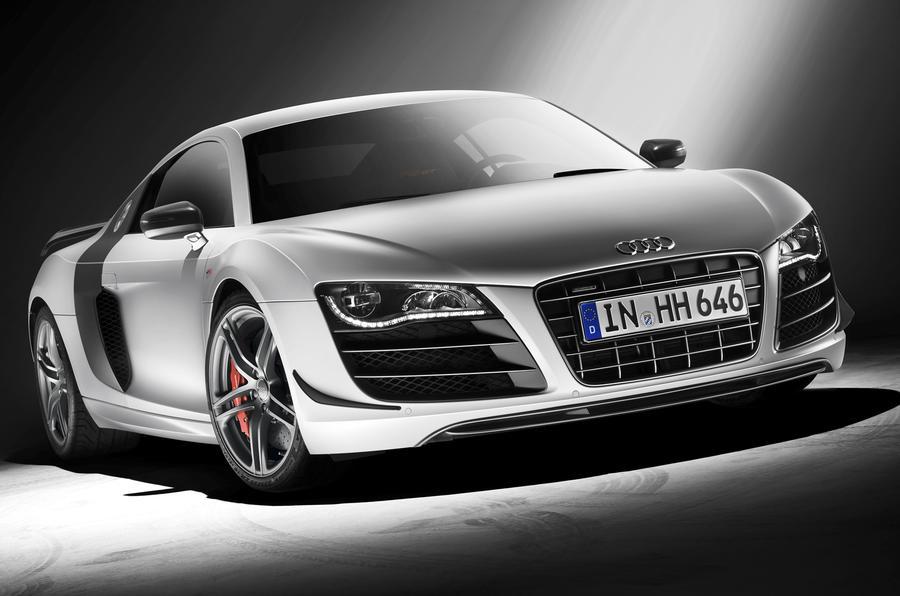 Audi R8 GT - new pics