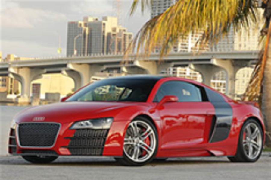 On video: Audi R8 V12 TDi