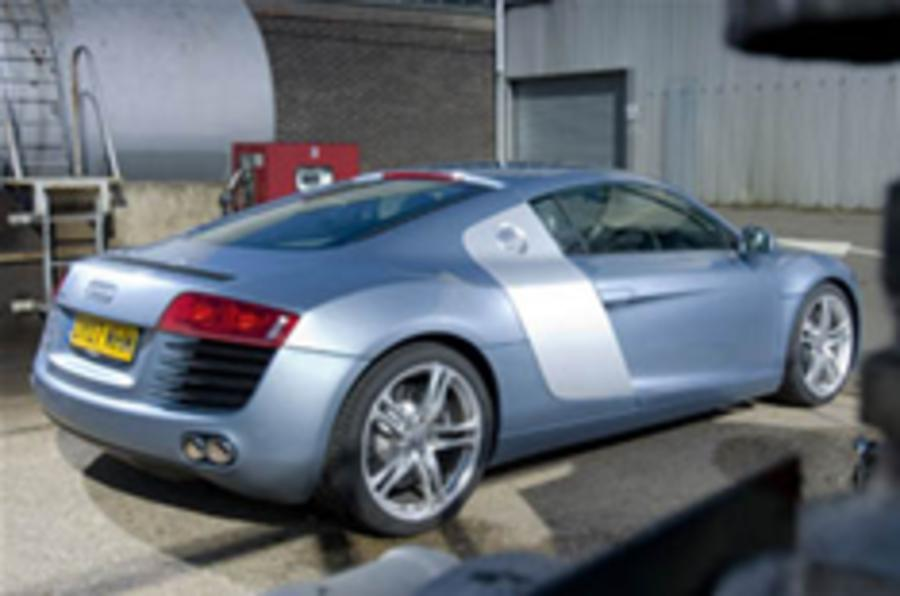 Audi R8 to become first diesel supercar?