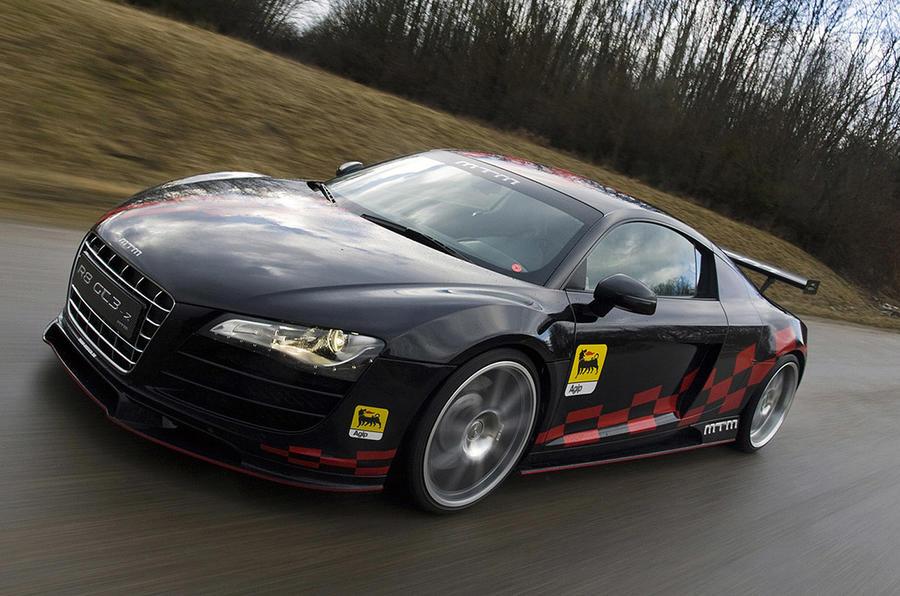Firm creates RWD Audi R8