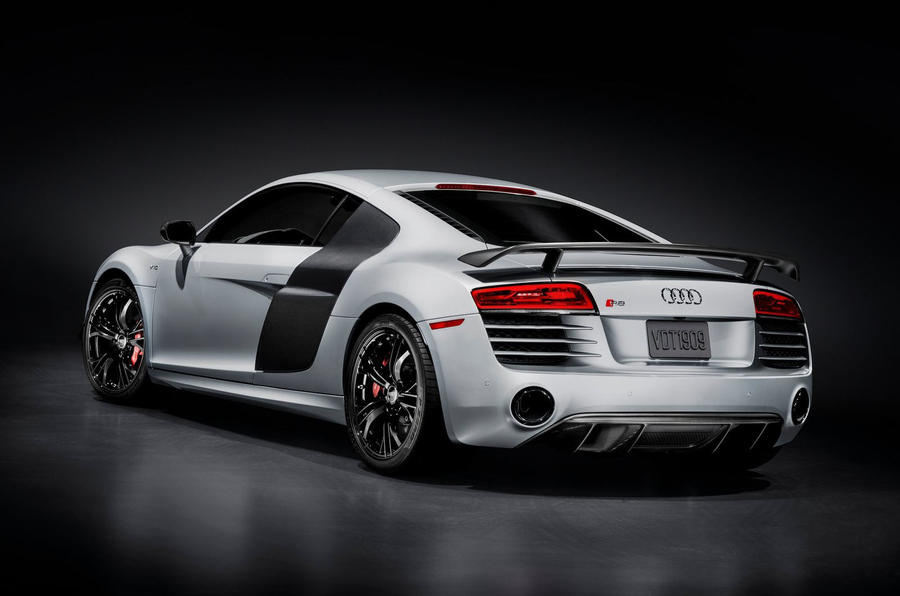 Audi R8 Competition edition destined for LA motor show