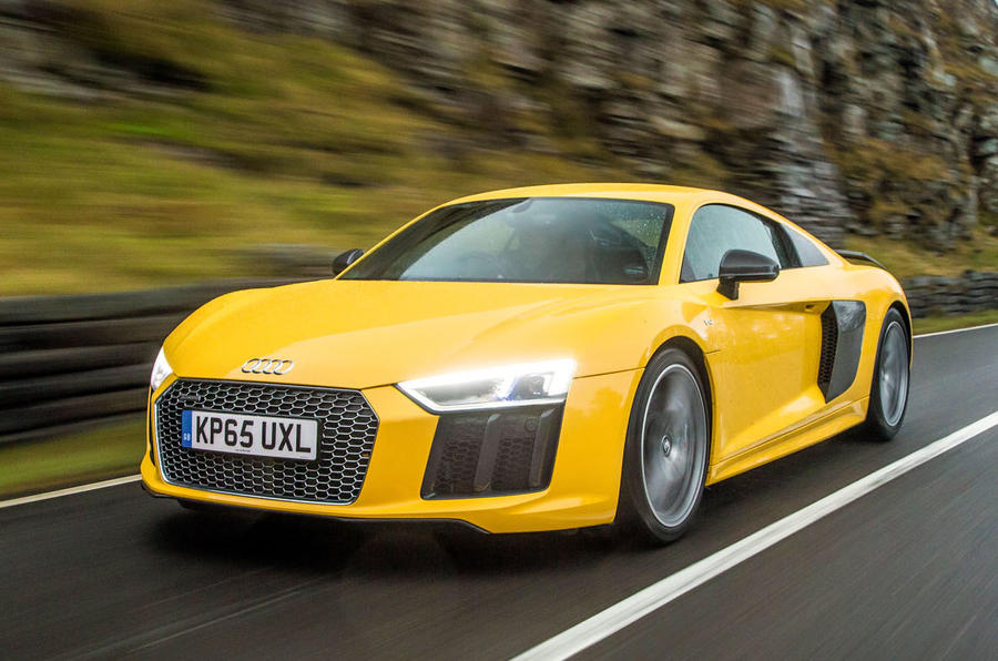 The Second Generation Audi R8 ...