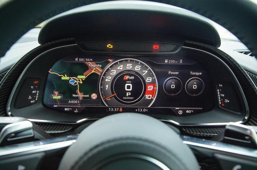 Audi R8 Review 2018 Autocar