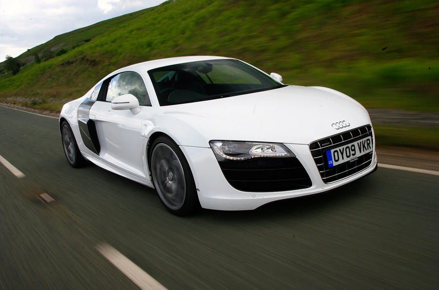 audi r8 v10 2010 2014 review 2016 autocar. Black Bedroom Furniture Sets. Home Design Ideas