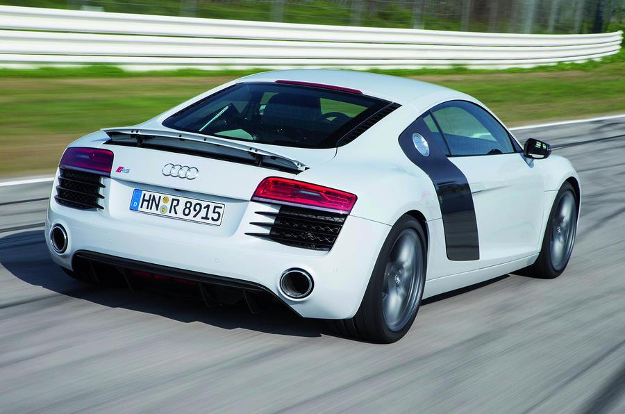 Audi R8 V8 S Tronic Review Autocar