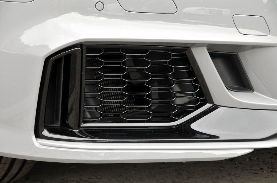Audi RS3 front air intake