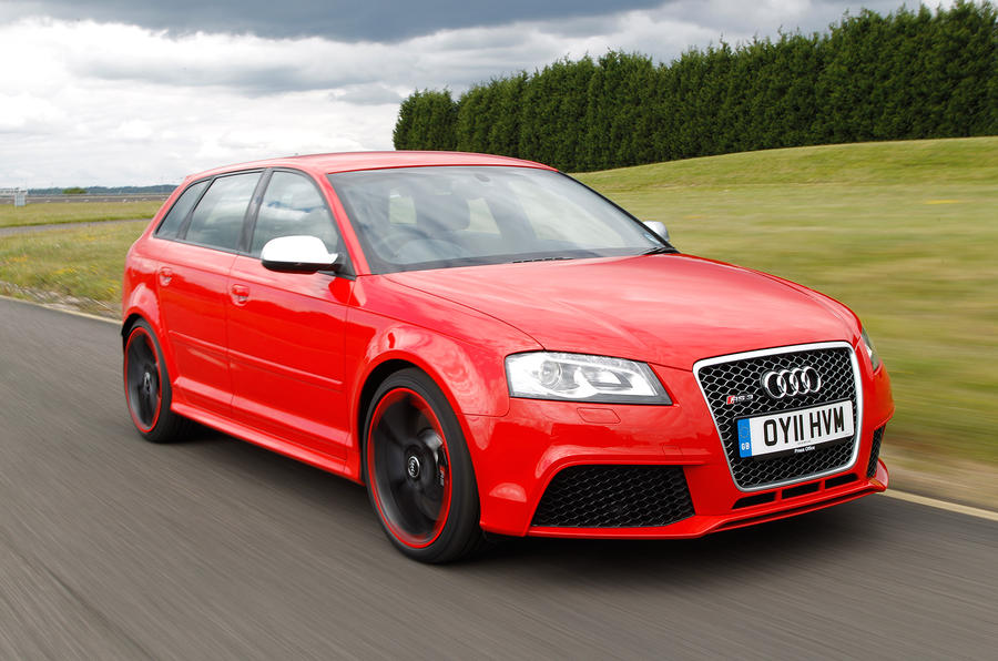The 335bhp Audi RS3