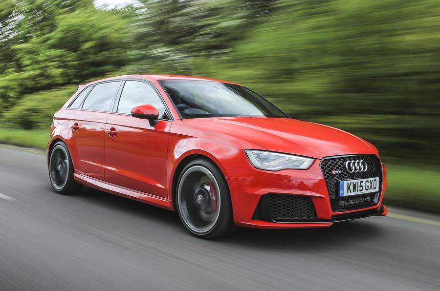 Audi rs3 sportback review