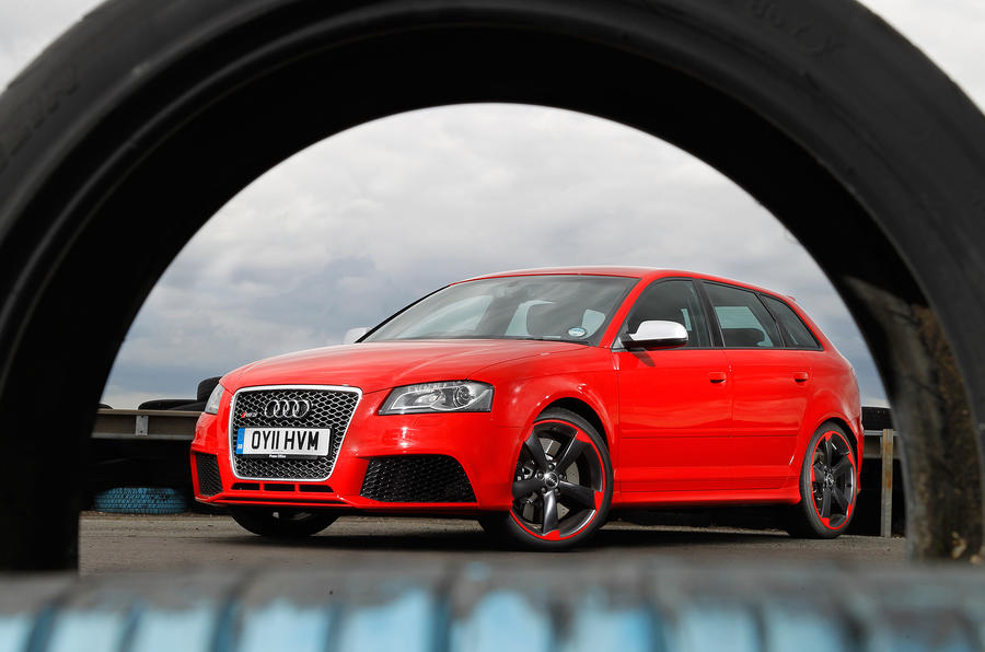 3 star Audi RS3