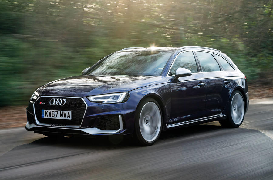 Audi RS4 Avant Review (2018) | Autocar