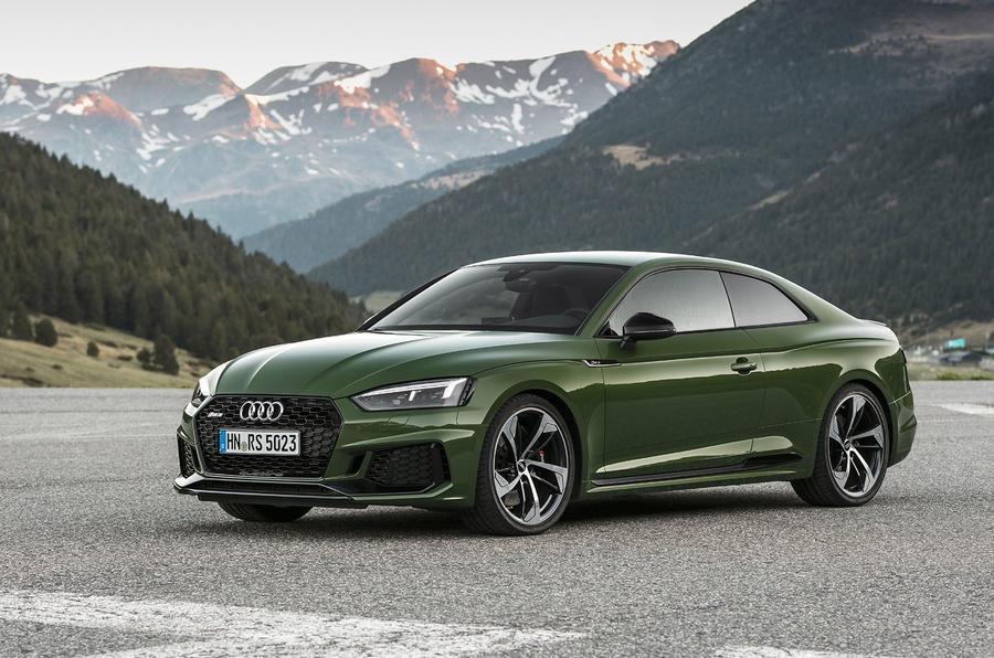 4 star Audi RS5