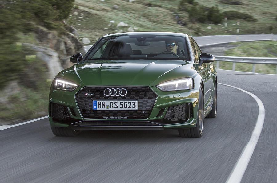 Audi RS5 Review (2019) | Autocar