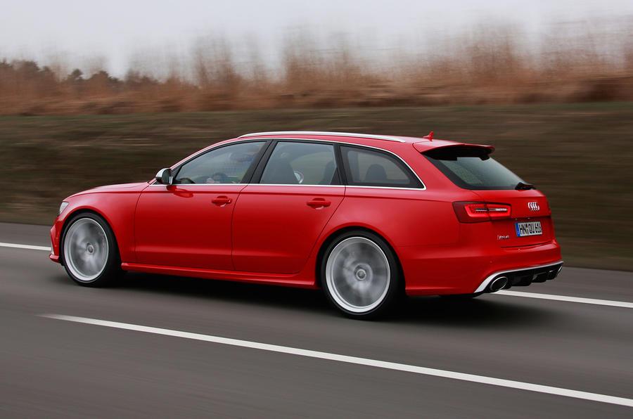 2013 Audi Rs6 Avant 4 0 V8 First Drive