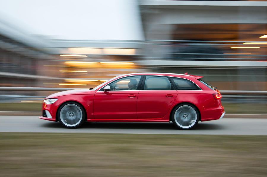 £76,985 Audi RS6 Avant