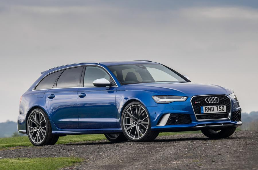 3.5 star Audi RS6 Avant