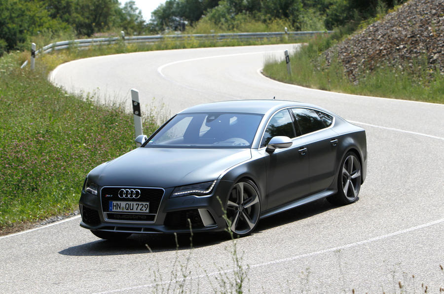 Audi RS7 Sportback first drive review