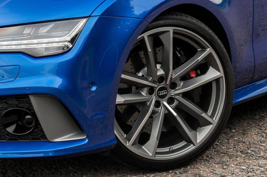 20in Audi RS7 alloy wheels