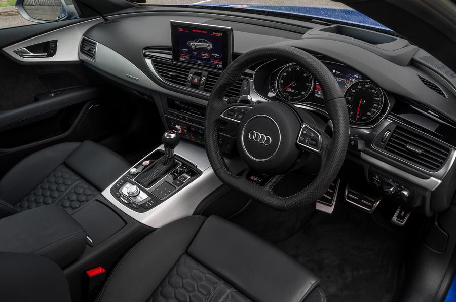 Awesome ... Audi RS7 Interior ...