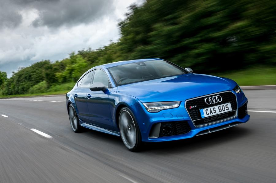 Audi Rs7 Performance >> Audi RS7 Sportback Review (2017) | Autocar