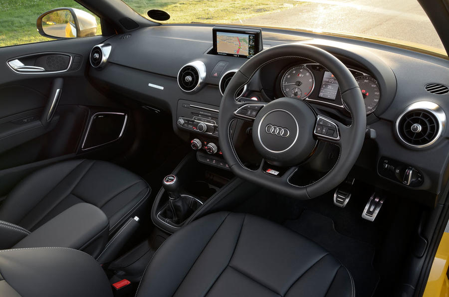 Audi S1 UK first drive review