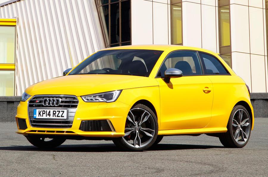 4 star Audi S1