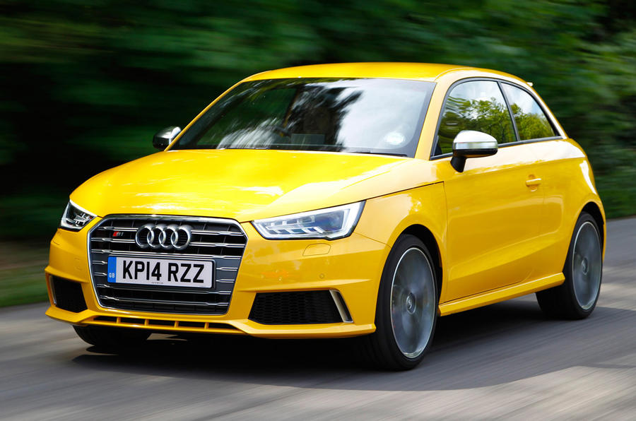 Audi S1 Review 2017 Autocar